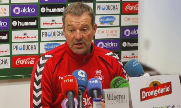 """Ángel Viadero: """"Tenemos que tratar de seguir compitiendo"""""""