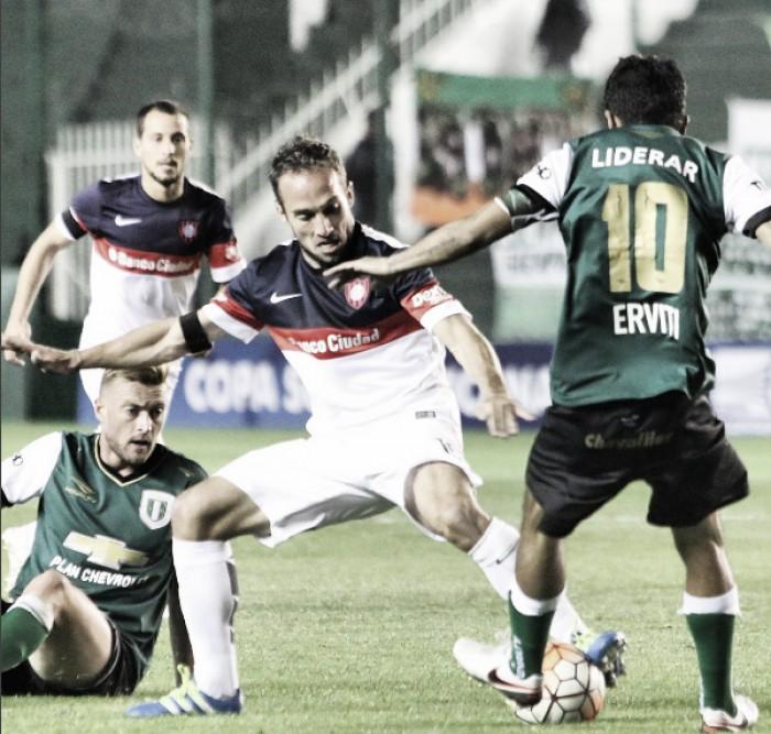 San Lorenzo no Aguirre la idea de juego