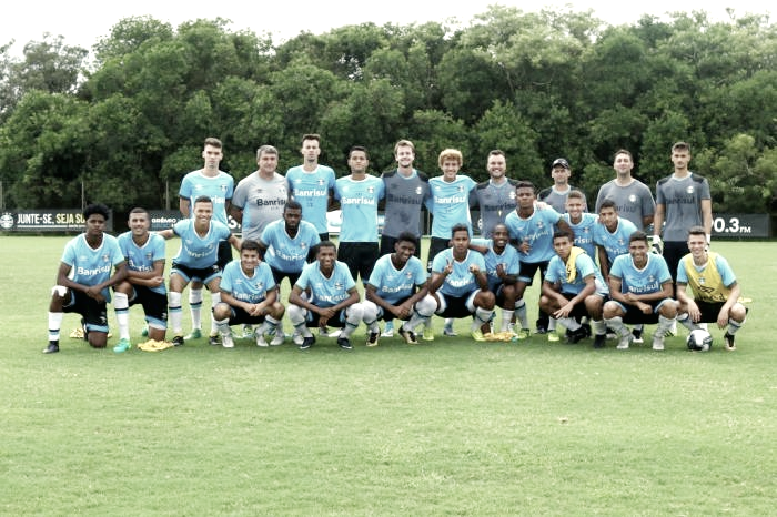 Resultado Grêmio x Bragantino pela Copa São Paulo de Futebol Júnior 2018 (3-0)