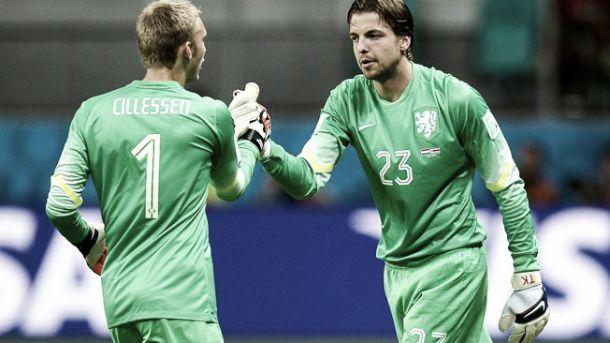 Substituído no último minuto da prorrogação, Cillessen revela que também foi surpreendido por Van Gaal