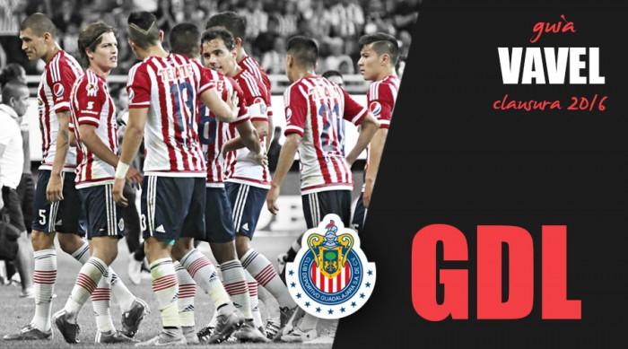 Guía VAVEL Clausura 2016: Chivas