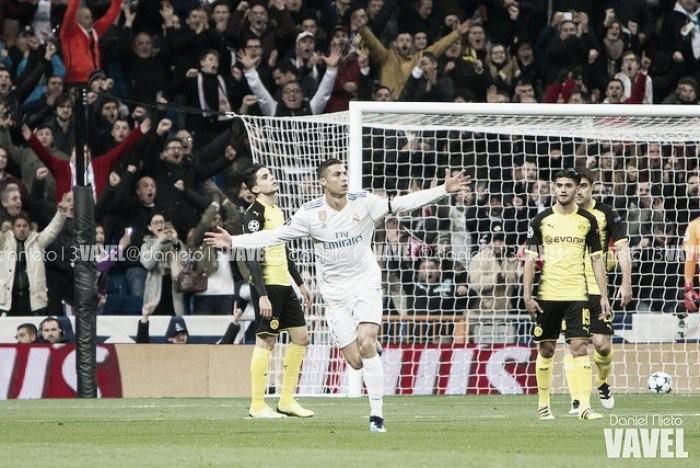 Cristiano Ronaldo, jugador Cinco Estrellas Mahou de diciembre