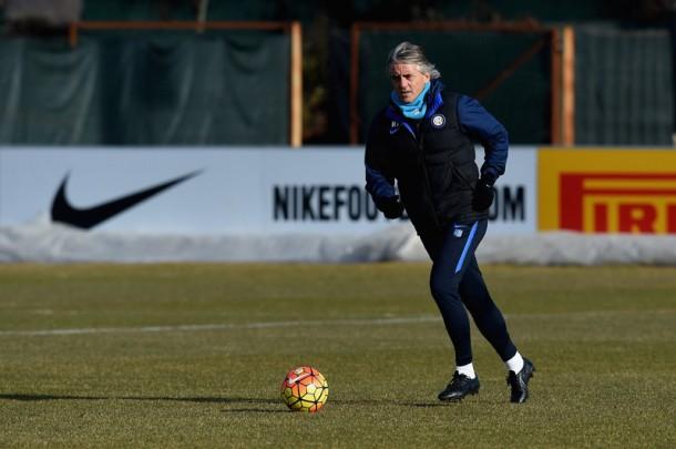 Inter - Cagliari, i 25 di Mancini