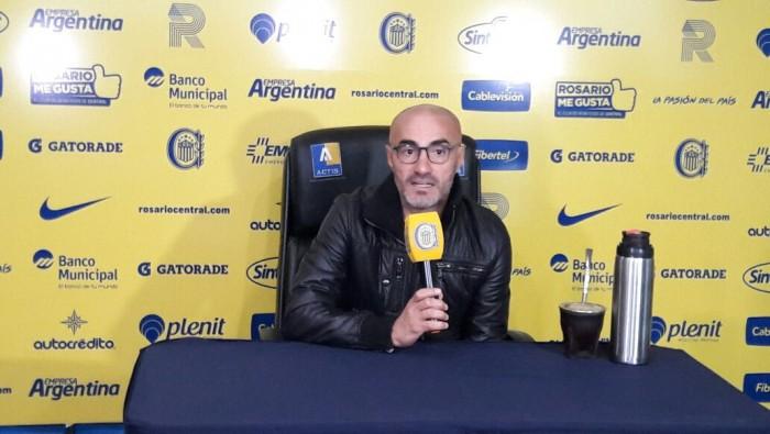 """Paolo Montero: """"Es una linda prueba"""""""
