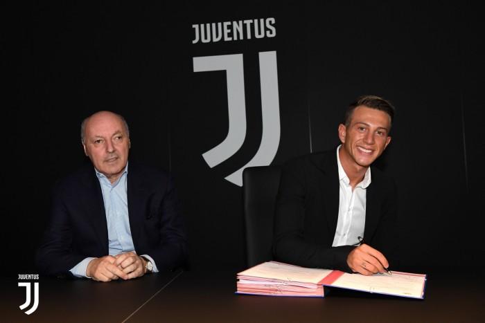 Bernardeschi file à la Juve