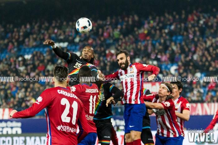 """Jesús Gámez: """"Tuvimos la pelota y el partido se nos puso de cara con el gol"""""""