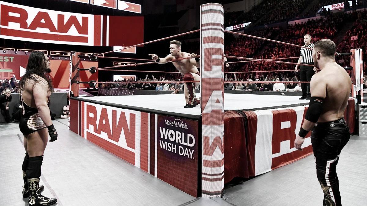 Resultados RAW 16 de abril de 2018: ¡Comienzan los cambios!
