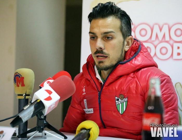 Rubén de la Barrera, nuevo entrenador de la Cultural Leonesa