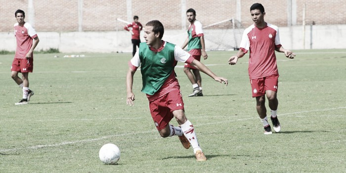 Paso inconsistente de la Sub-20 de Toluca