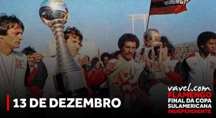 Bendito seja o 13 de dezembro: data marca grandes conquistas da história do Flamengo