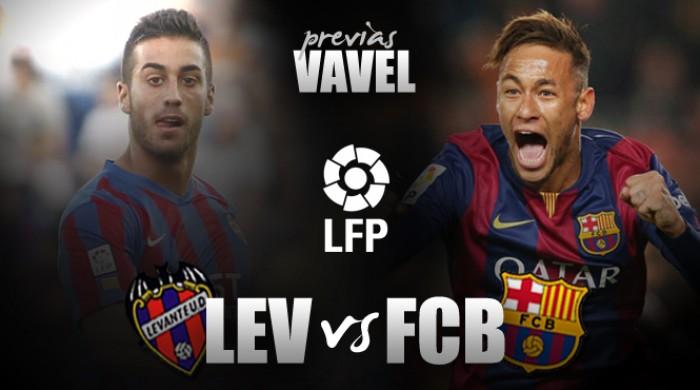 Levante - FC Barcelona: los granotas quieren hacer historia ante la apisonadora azulgrana
