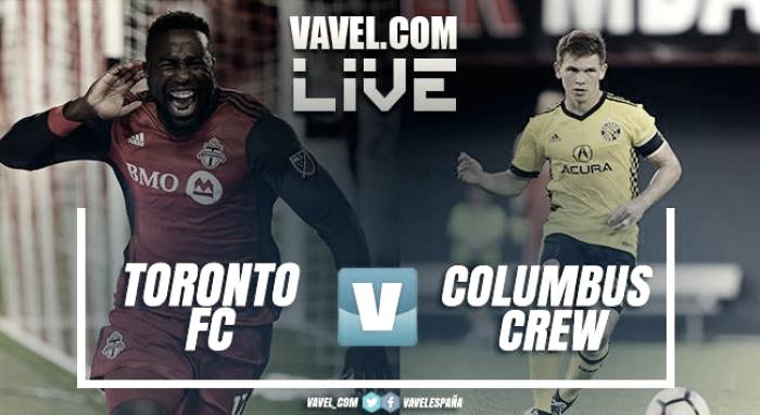Previa Toronto FC - Columbus Crew: final a un partido en el este