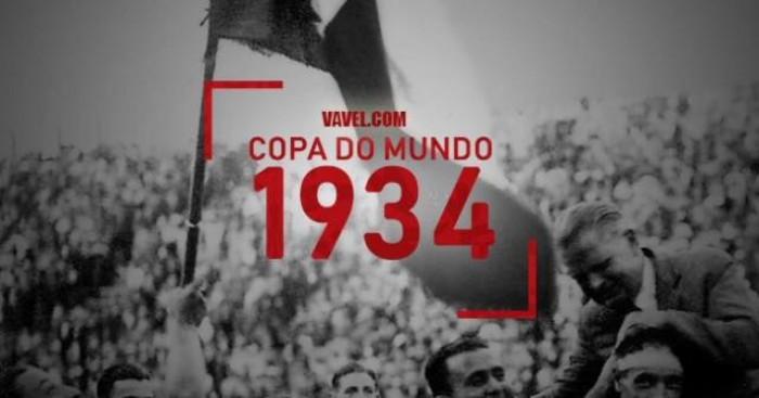 Copa do Mundo VAVEL: a história do Mundial de 1934