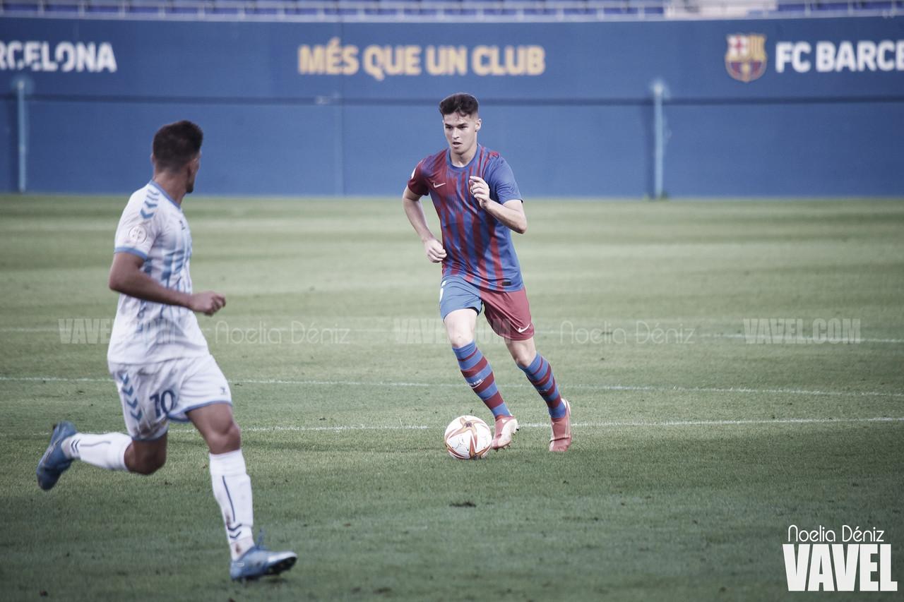 La convocatoria del Barça B para recibir al Andorra