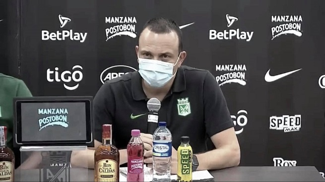 """Alejandro Restrepo: """"Los rivales entrenan para tapar esa idea de juego que nosotros tenemos"""""""