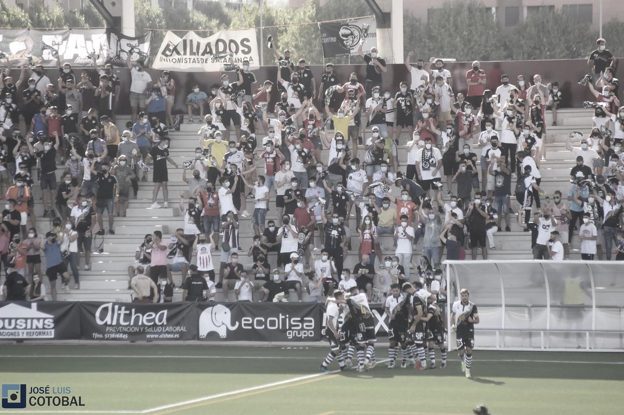 Unionistas envía una segunda remesa de entradas al Deportivo