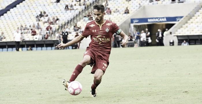 Gustavo Scarpa segue incomunicável e futuro no Fluminense é incerto