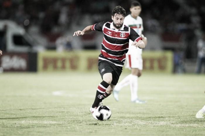 Titulares deixam departamento médico e podem reforçar Santa Cruz diante do Fluminense