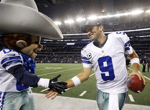 Los Cowboys hunden aún más a los Eagles