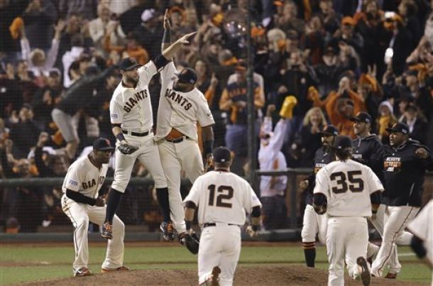 San Francisco Giants Are Headed To The NLCS