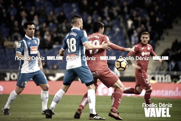 Puntuaciones RCD Espanyol - Getafe FC
