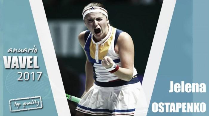 Anuario VAVEL 2017. Jelena Ostapenko: la nueva generación de la WTA
