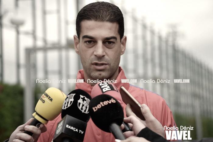 """Gerard López: """"Estamos ante un derbi muy complicado"""""""