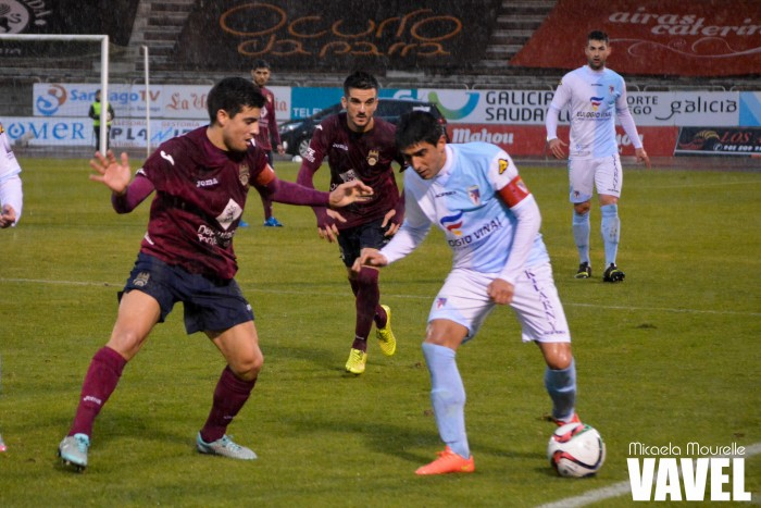 Los nuevos dan los tres puntos al Pontevedra