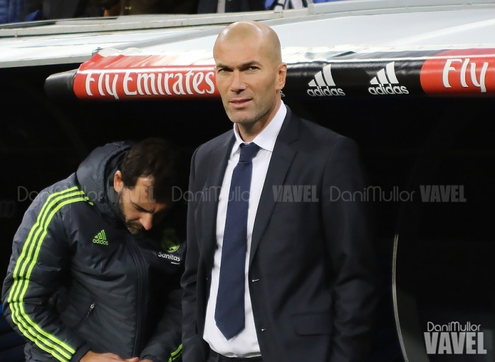 "Real Madrid, Zidane: ""Serata importante"""