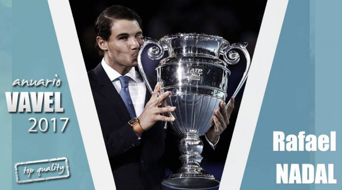 Anuario VAVEL 2017. Rafael Nadal: Rafa siempre llama dos veces