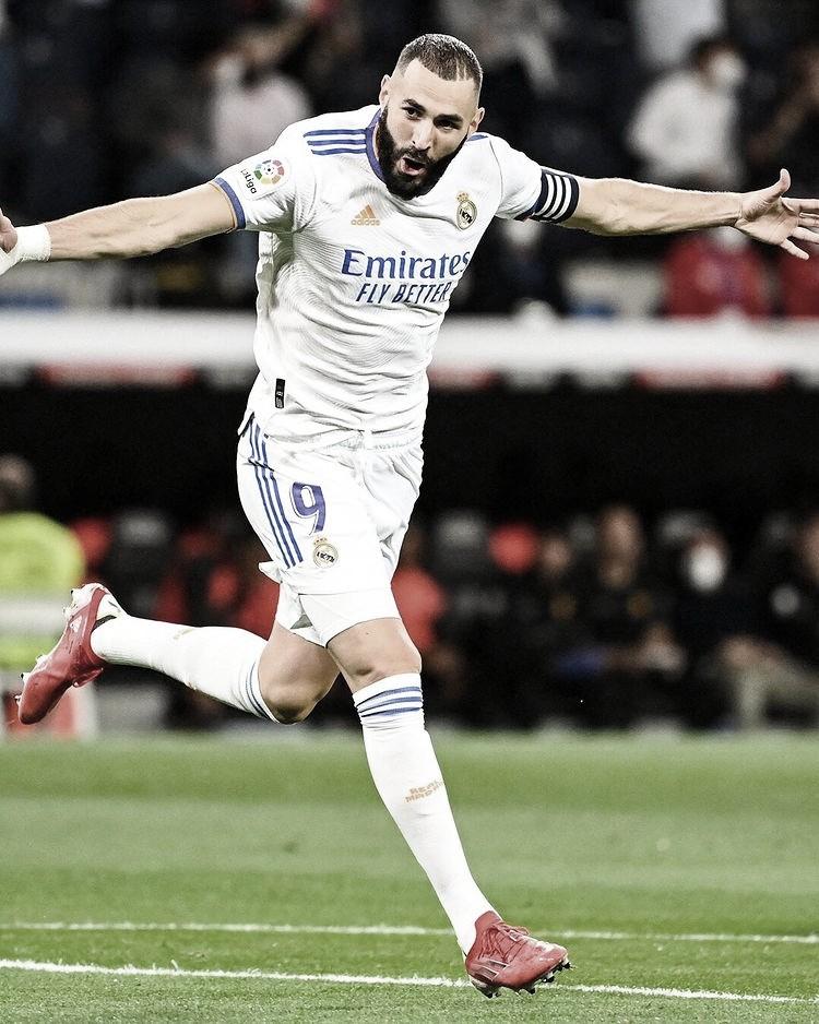 Resumen del Real Madrid vs Villarreal  en LaLiga Santander 2021