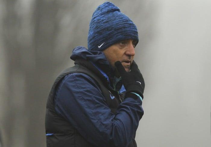 """Inter, Mancini: """"Tante squadre possono vincere, noi dobbiamo lavorare"""""""