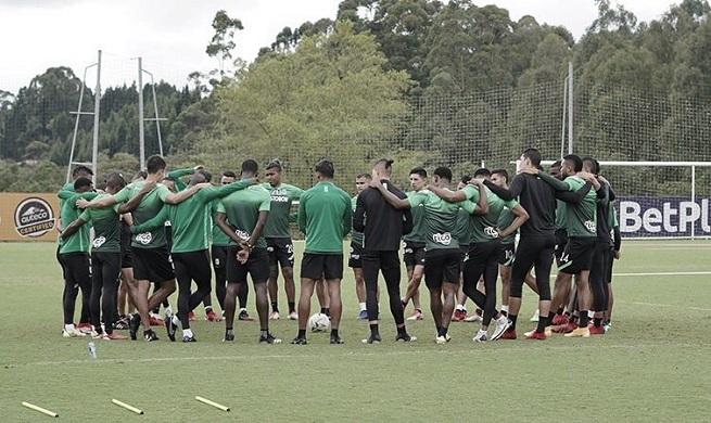 Convocados para el juego Atlético Nacional - Deportivo Pasto