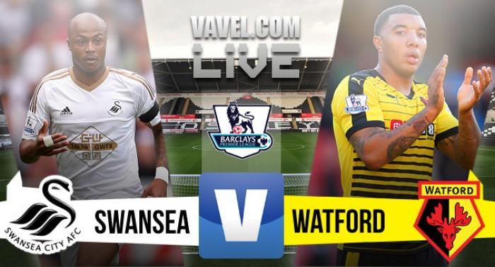 Resultado Swansea City - Watford (1-0): resurrección del Swansea