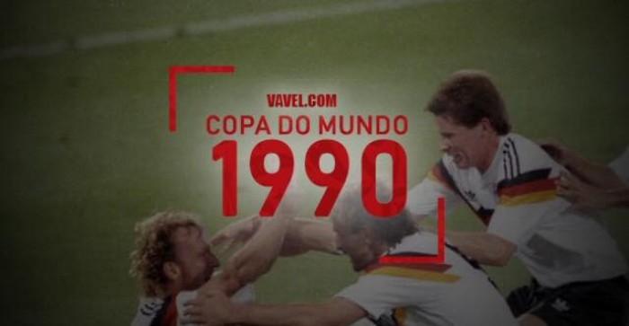 Copa do Mundo VAVEL: a história do Mundial de 1990