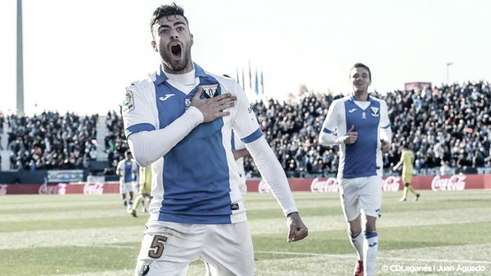 CD Leganés - Villarreal CF: puntuaciones del CD Leganés, jornada 14 de La Liga