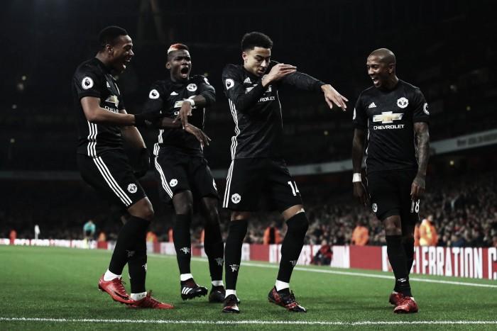Resumen Manchester United 2-1 CSKA Moscú en Champions League 2017