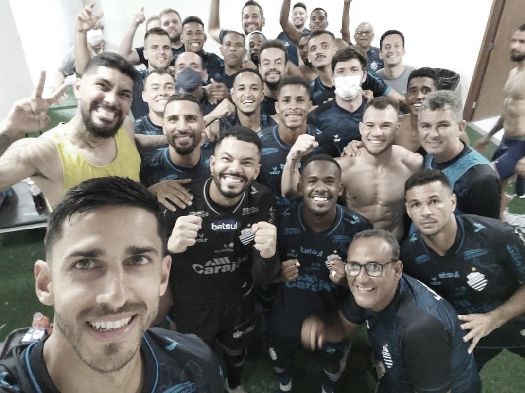 CSA mantém tabu e bate Cruzeiro de virada pela Série B