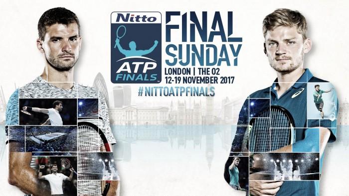 Dimitrov vence Goffin e conquista ATP Finals 2017 (2-1)