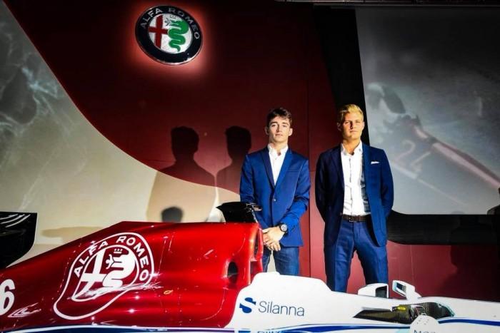 """F1, Alfa Romeo-Sauber - Leclerc sceglie il 16: """"Avrei preferito il 7 o il 10"""""""