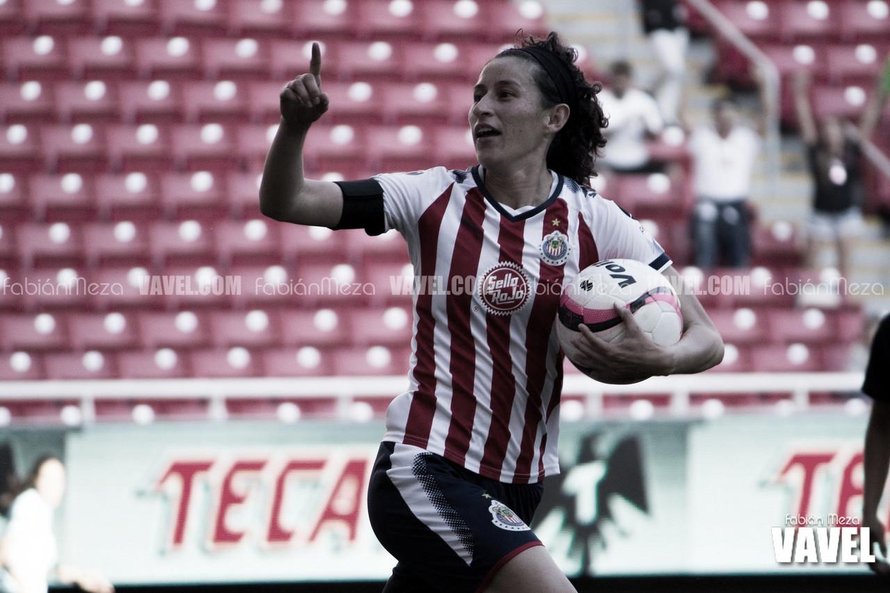 A pesar de la falta de partidos, Tania Morales considera a Chivas listo para el Guard1anes 2020