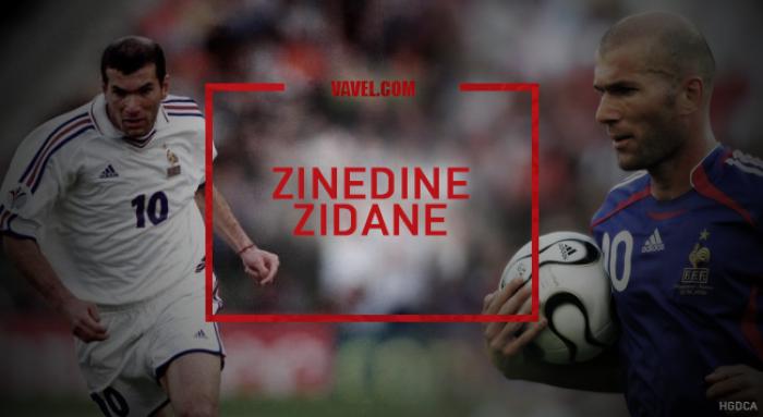 Lendas da Copa do Mundo: Zinédine Zidane