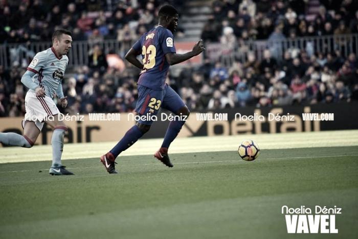 Anuario VAVEL 2017 FC Barcelona: Samuel Umtiti, la muralla gala