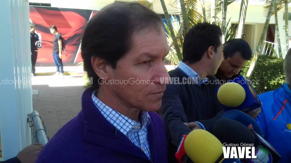 """Jaime Ordiales: """"Lo ocurrido hoy entristece al futbol mexicano"""""""