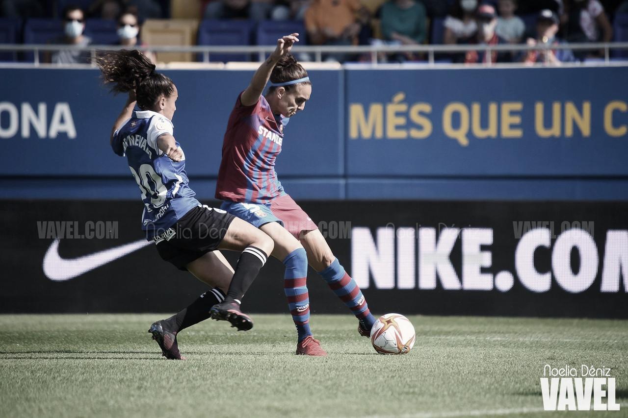 El análisis: el Barça Femení se impone en el Wanda Alcalá