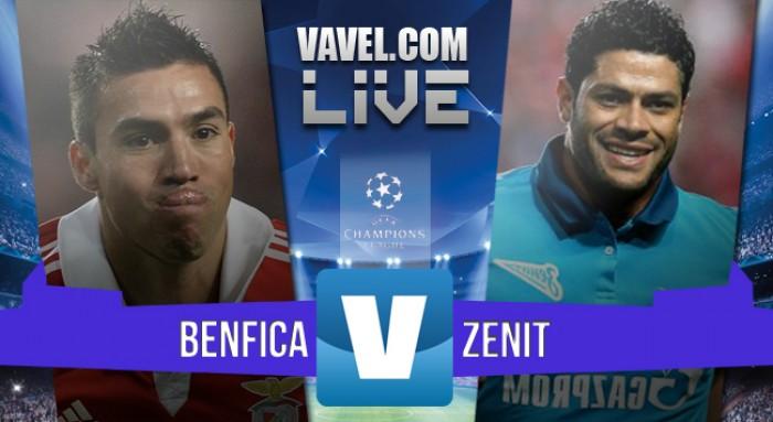 Hasta los 90 minutos, Benfica sigue siendo Benfica