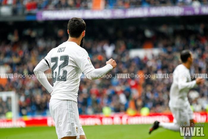 """Isco: """"Entendemos mejor lo que nos pide Zidane"""""""