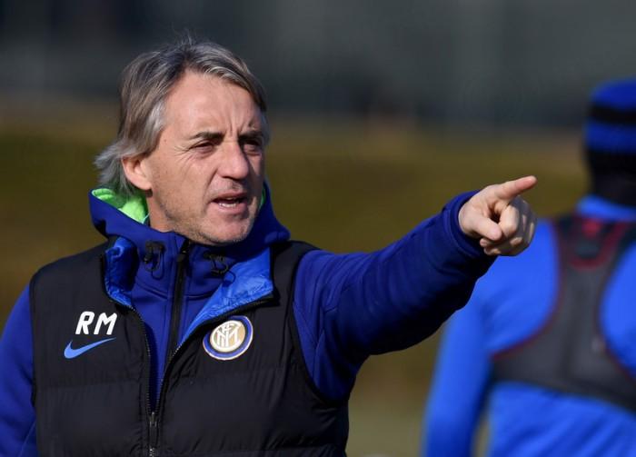 """Inter, Mancini: """"Ci sono momenti in cui le cose non vanno, la Juventus è in gran forma"""""""
