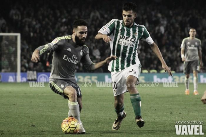 Horarios confirmados del Real Madrid vs Betis y Alavés