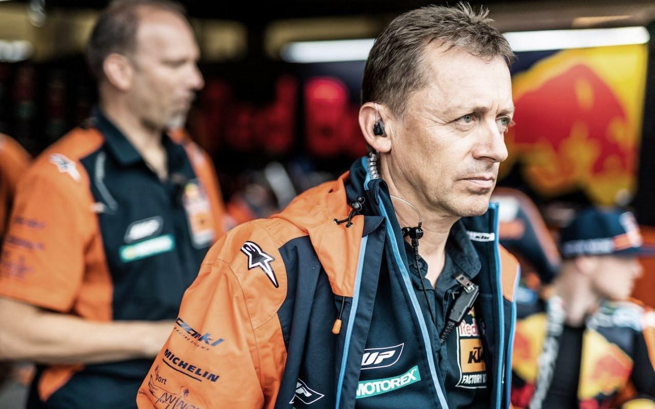 KTM espera con ansia el comienzo de la temporada